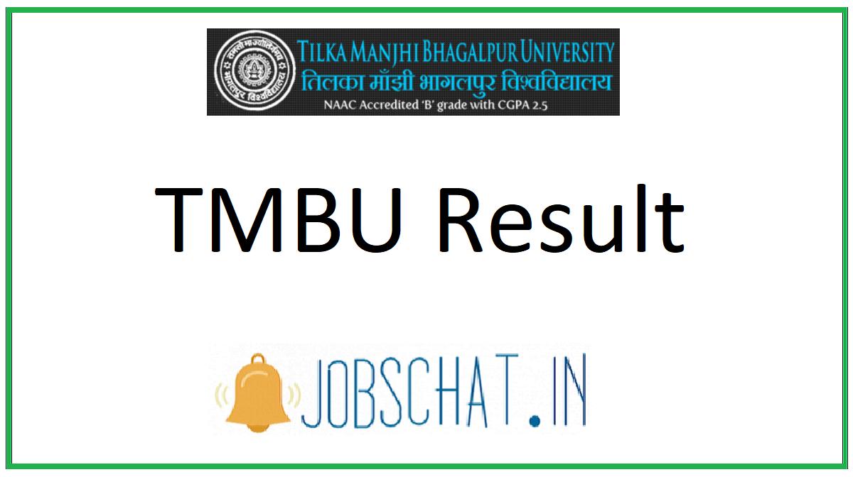 TMBU Result