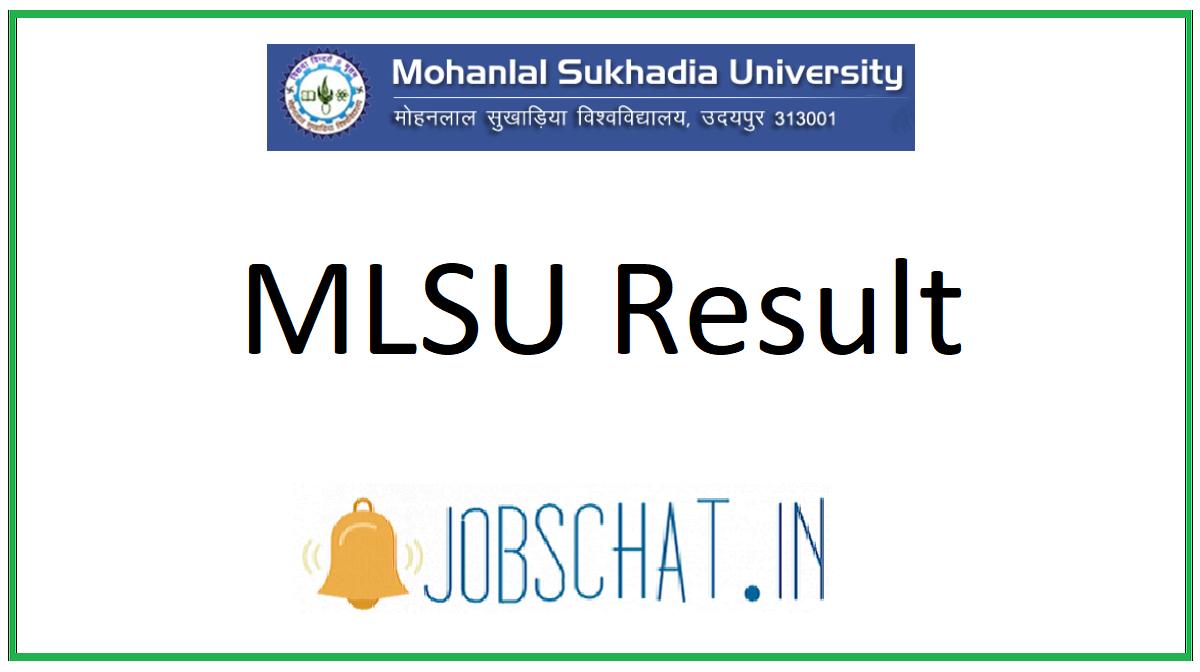 MLSU Result