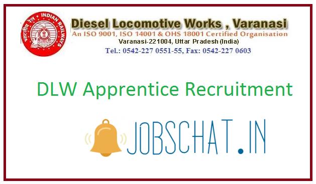 DLW Apprentice Recruitment
