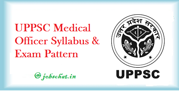 UPPSC Medical Officer Syllabus