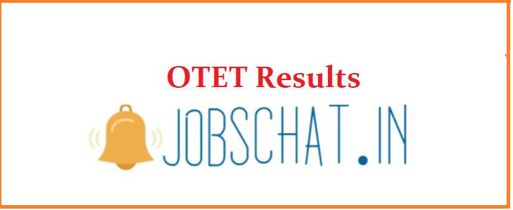 OTET Results
