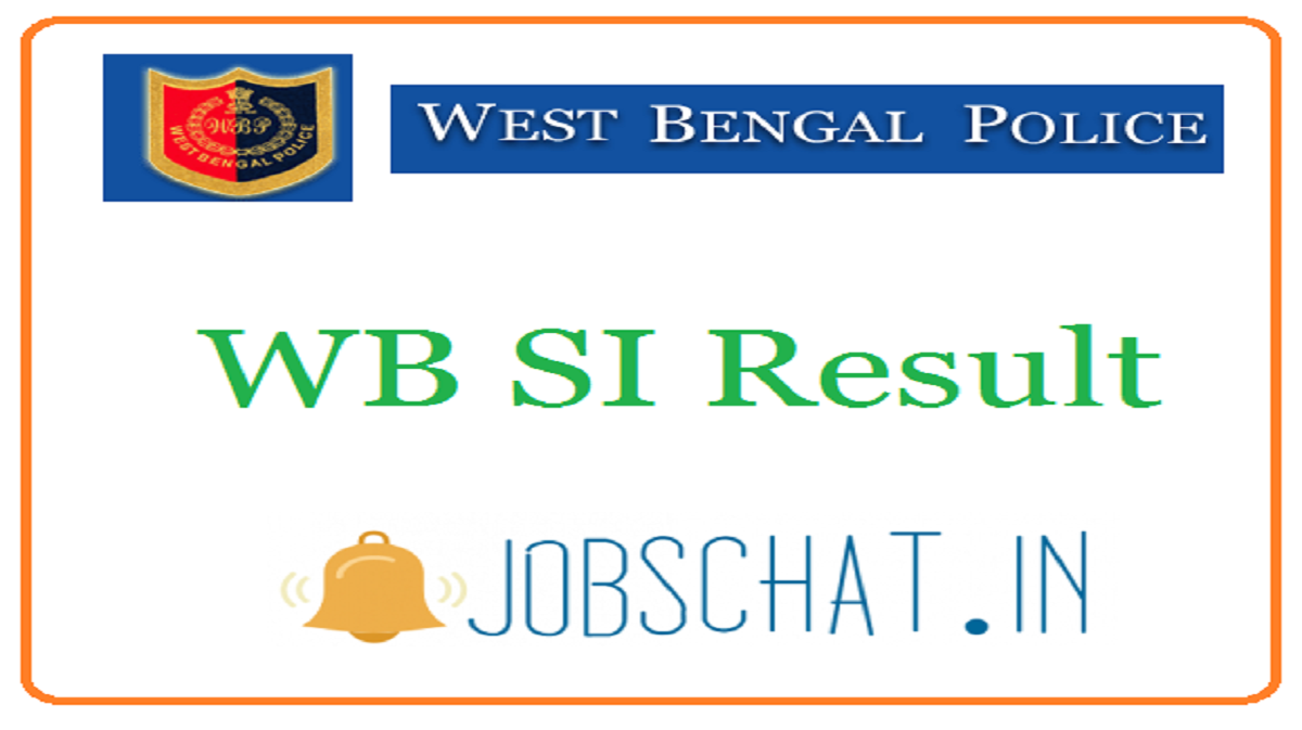 WB SI Result