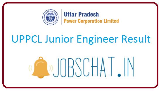UPPCL Junior Engineer Result