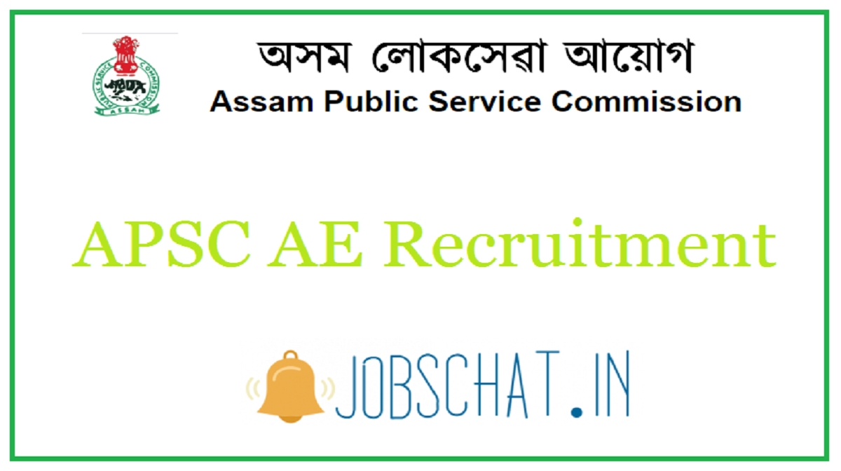 APSC AE Recruitment