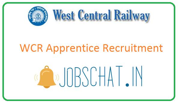 WCR Apprentice Recruitment