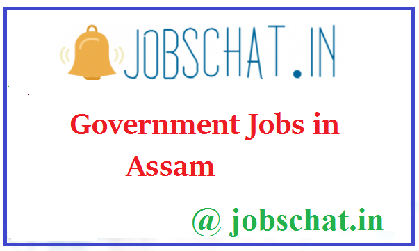 Government Jobs in Assam