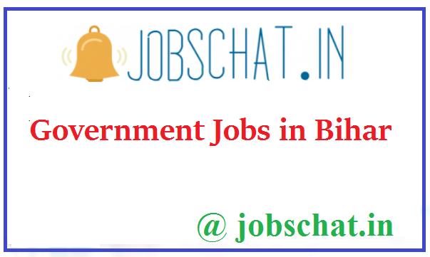 Govt jobs in Bihar