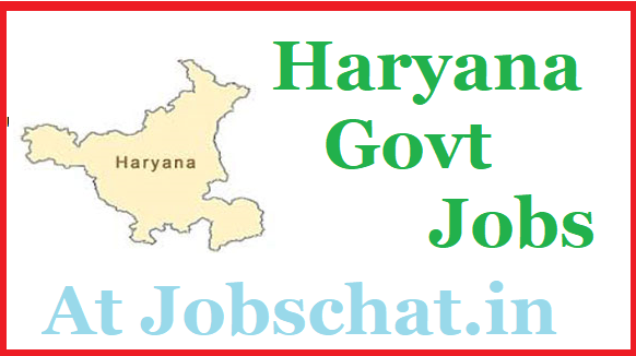 Govt Jobs in Haryana