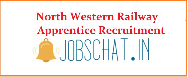 North Western Railway Apprentice Recruitment