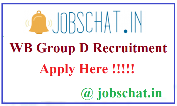 WB Group D Recruitment
