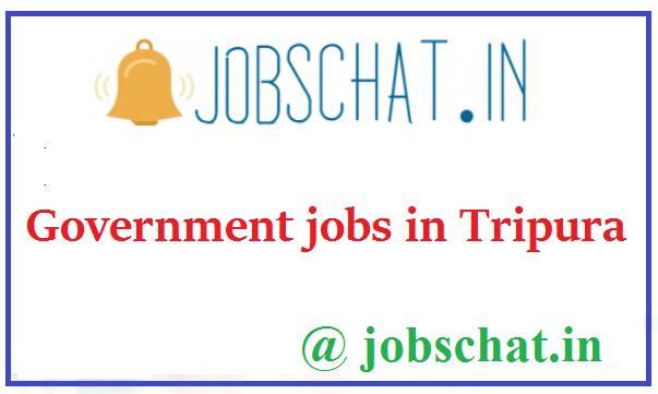 Government jobs in Tripura