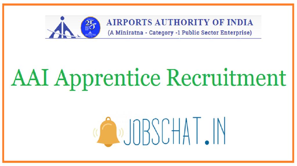 AAI Apprentice Recruitment