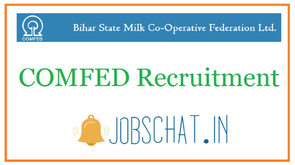COMFED Recruitment
