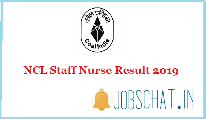 NCL Staff Nurse Result 2019