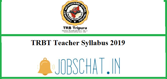 TRBT Teacher Syllabus