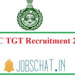 HSSC TGT Recruitment 2019