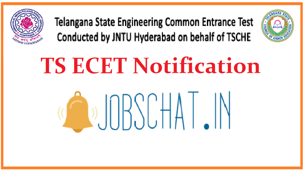 TS ECET Notification