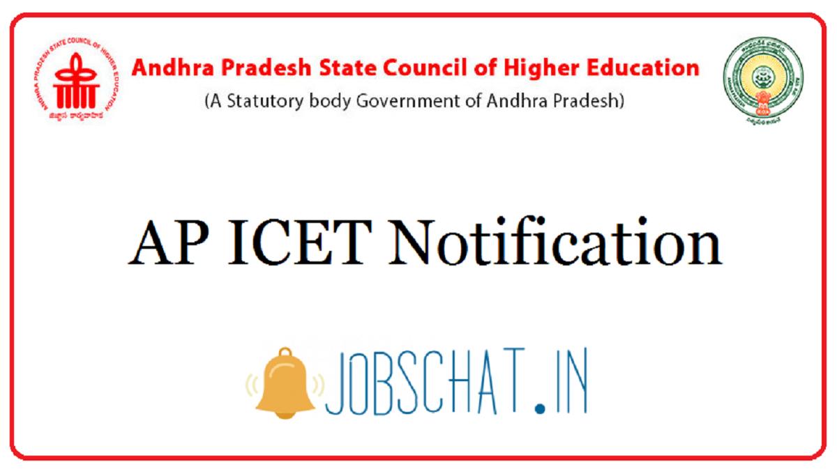 AP ICET Notification