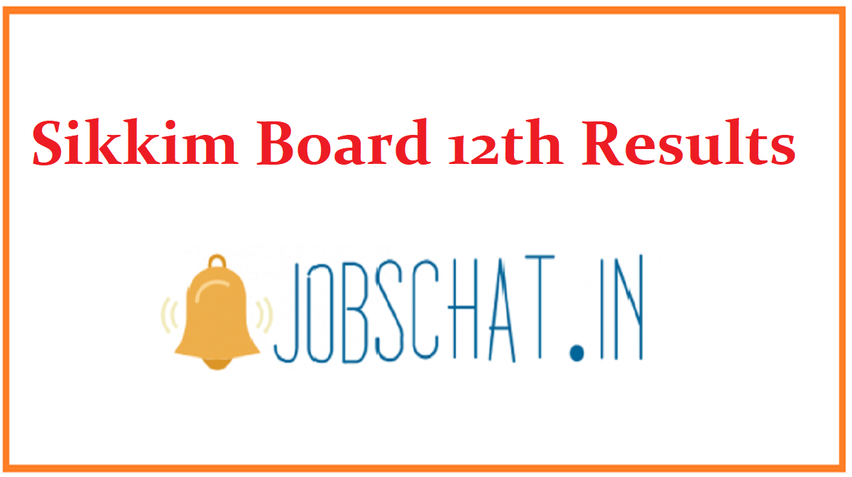 Sikkim Board 12th Results