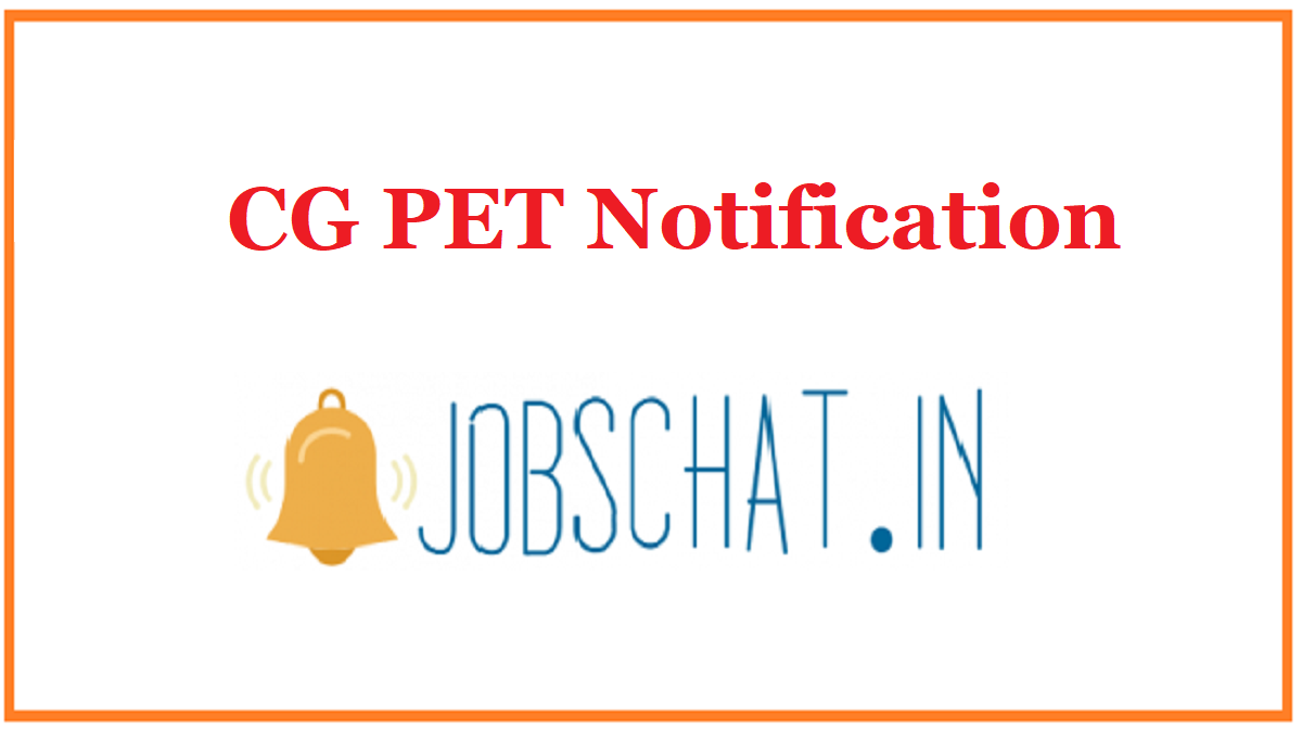 CG PET Notification