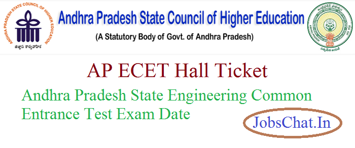 AP ECET Hall Ticket