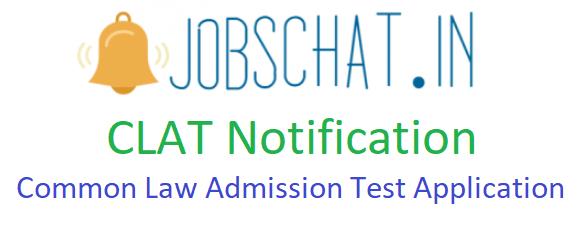CLAT Notification