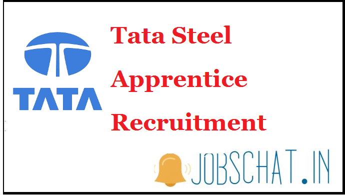Tata Steel Apprentice Recruitment