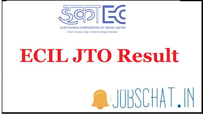 ECIL JTO Result 2019