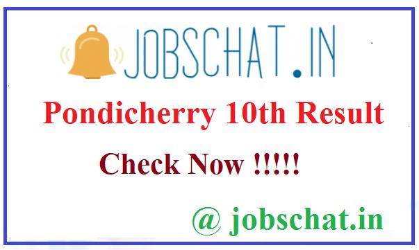 Pondicherry 10th Result