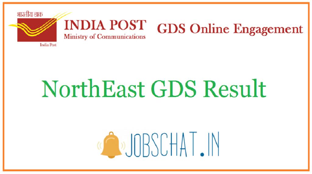 NorthEast GDS Result