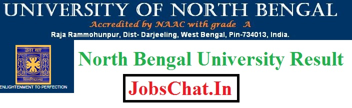 North Bengal University Result