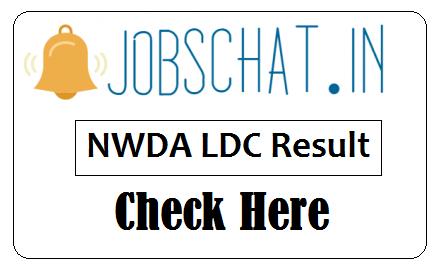 NWDA LDC Result