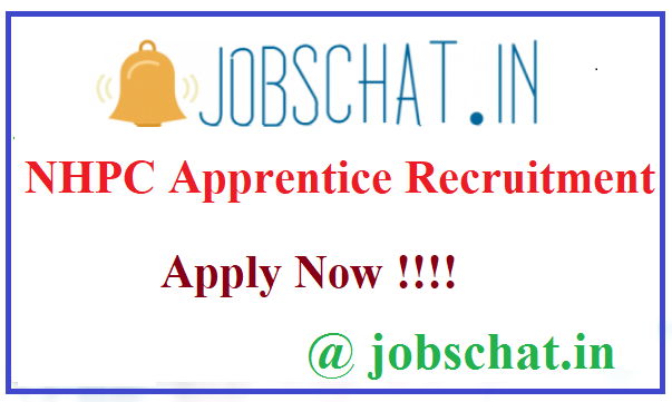 NHPC Apprentice Recruitment