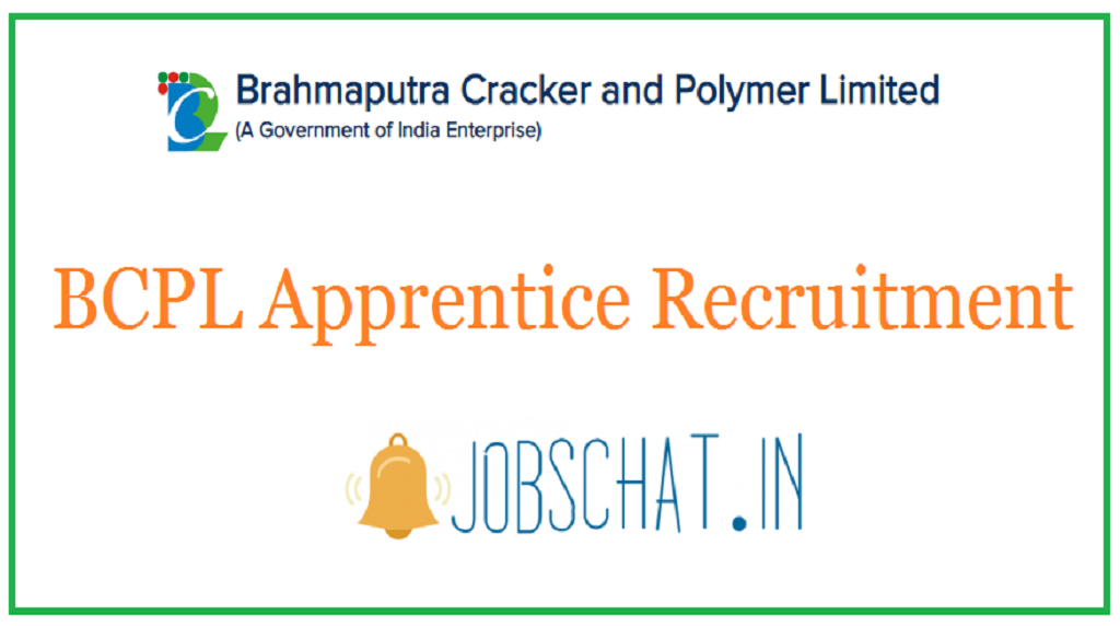 BCPL Apprentice Recruitment
