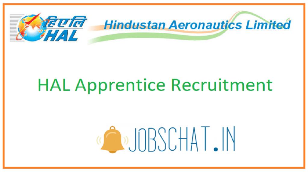 HAL Apprentice Recruitment