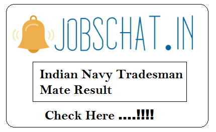 Indian Navy Tradesman Mate Result