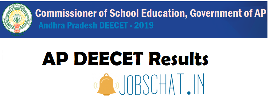 AP DEECET Results 2019 Out | AP DEECET Counselling Dates Out