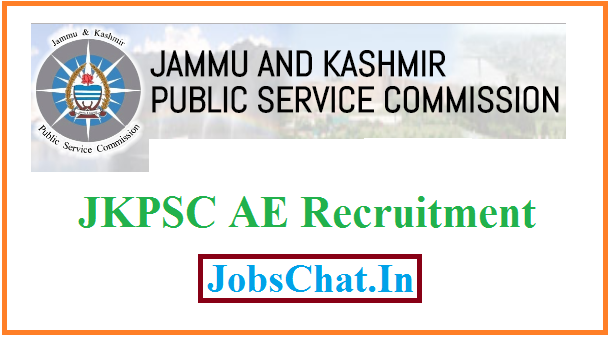 JKPSC AE Recruitment