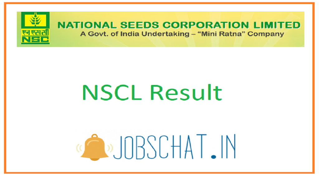 NSCL Result