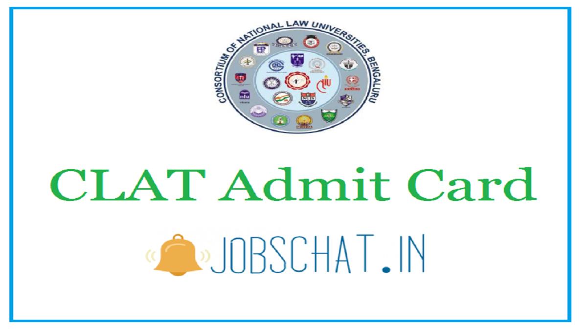 CLAT Admit Card