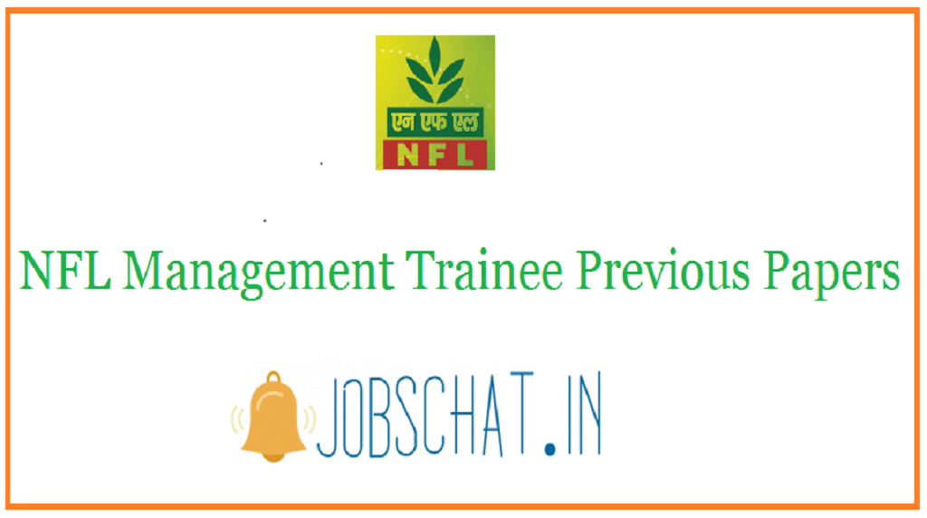 NFL Management Trainee Previous Papers