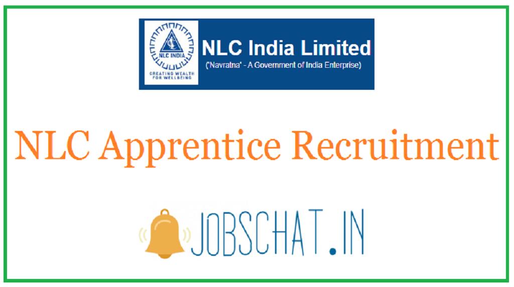 NLC Apprentice Recruitment