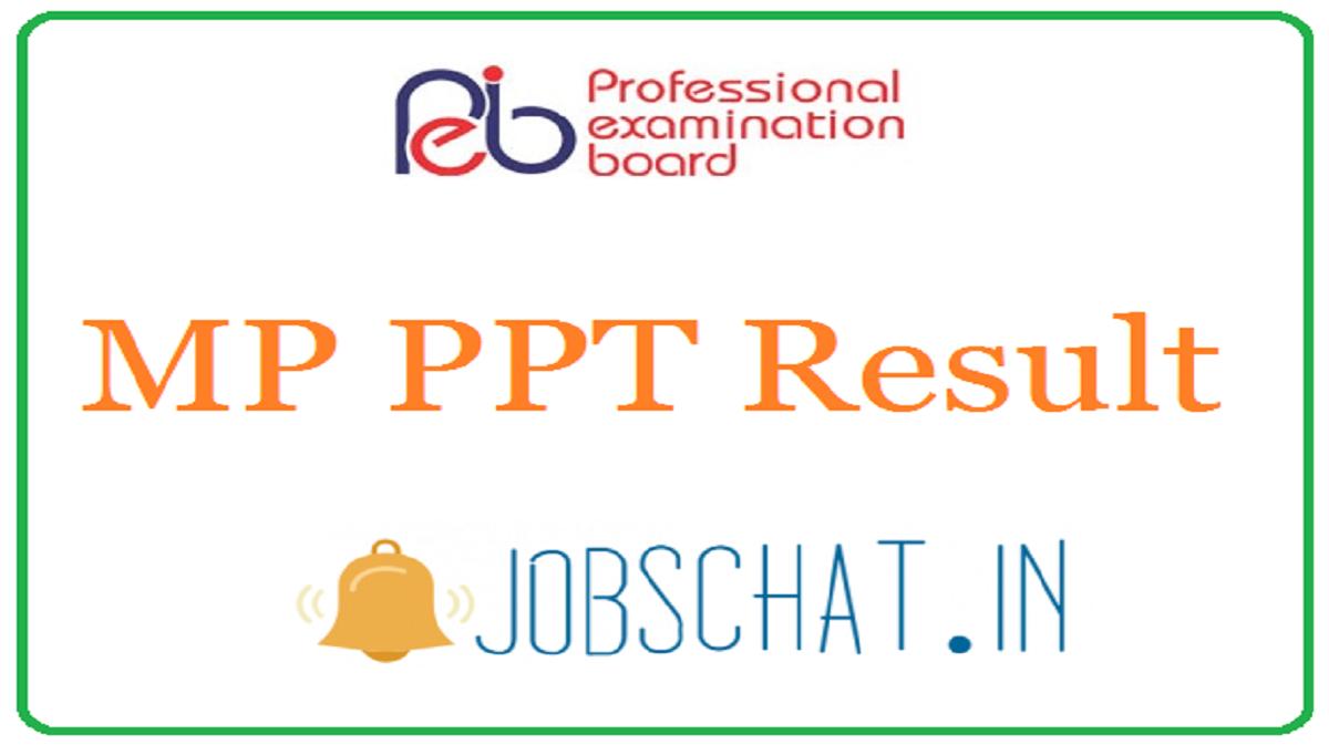 MP PPT Result