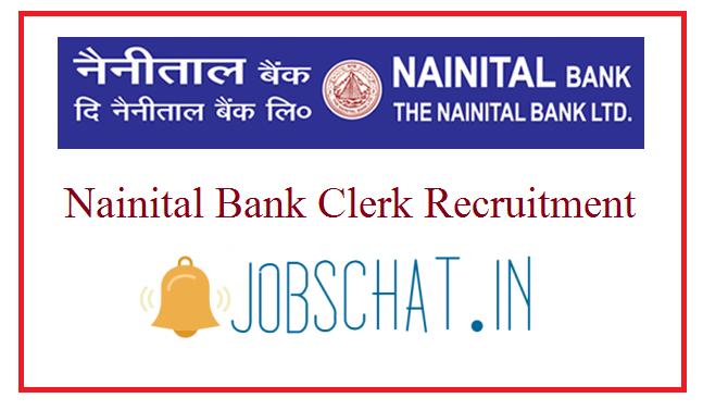 Nainital Bank Clerk Recruitment