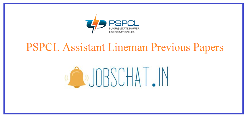 PSPCL Assistant Lineman Previous Papers