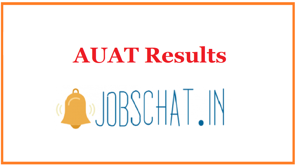 AUAT Results