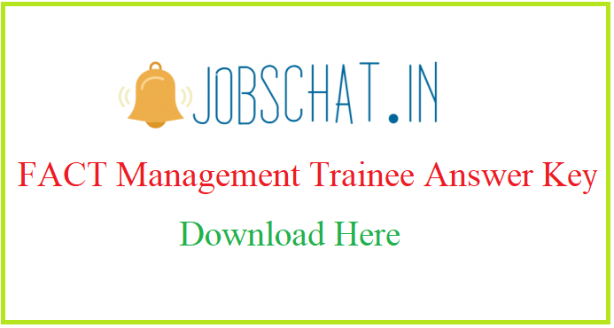 FACT Management Trainee