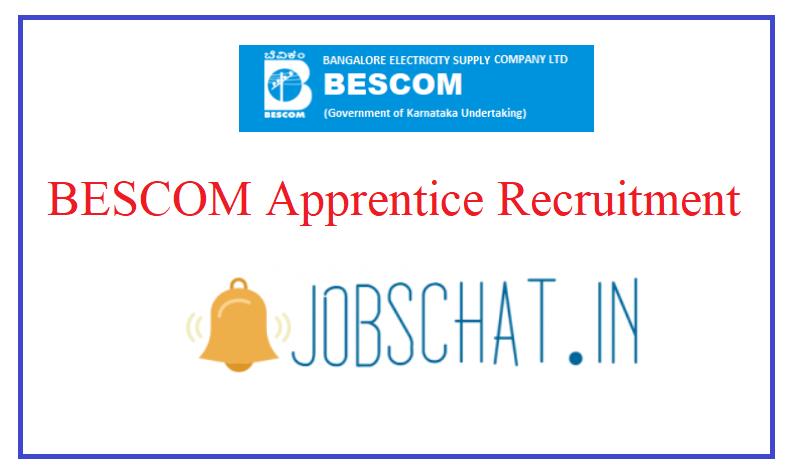 ESCOM Apprentice Recruitment