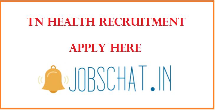 TN Health Recruitment