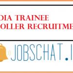 Air India Trainee Controller Recruitment